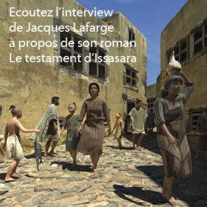 Ecouter l'interview de Jacques Lafarge