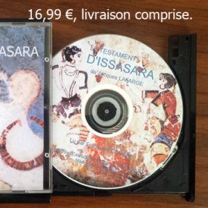 Commandez votre CD audio